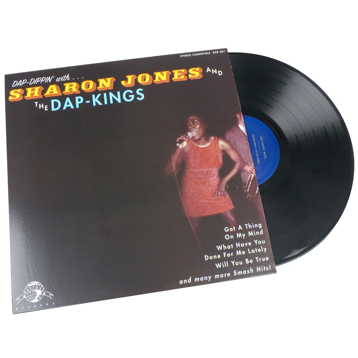 Sharon Jones: Dap-Dippin Vinyl LP