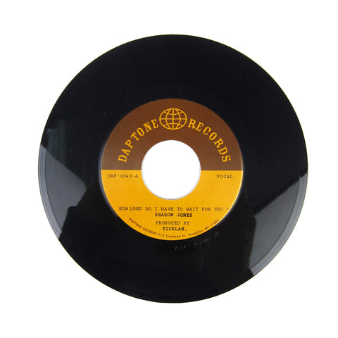 Sharon Jones And The Dap-Kings: How Long Do I Have To Wait For You (Ticklah Dub) Vinyl 7""