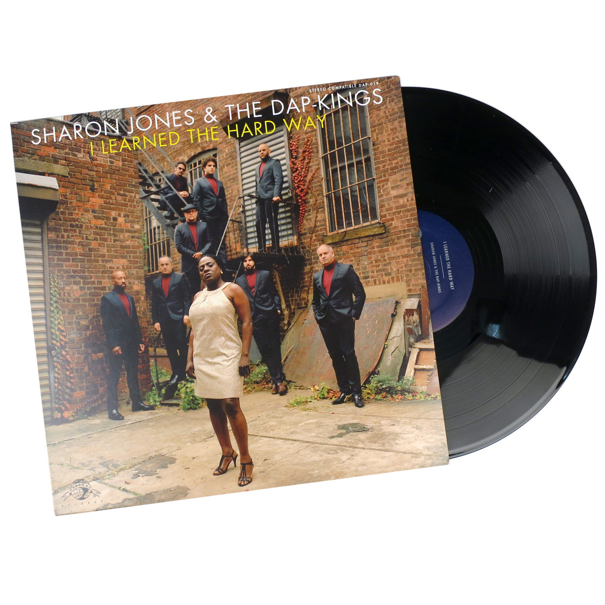 Sharon Jones And The Dap-Kings: I Learned The Hard Way Vinyl