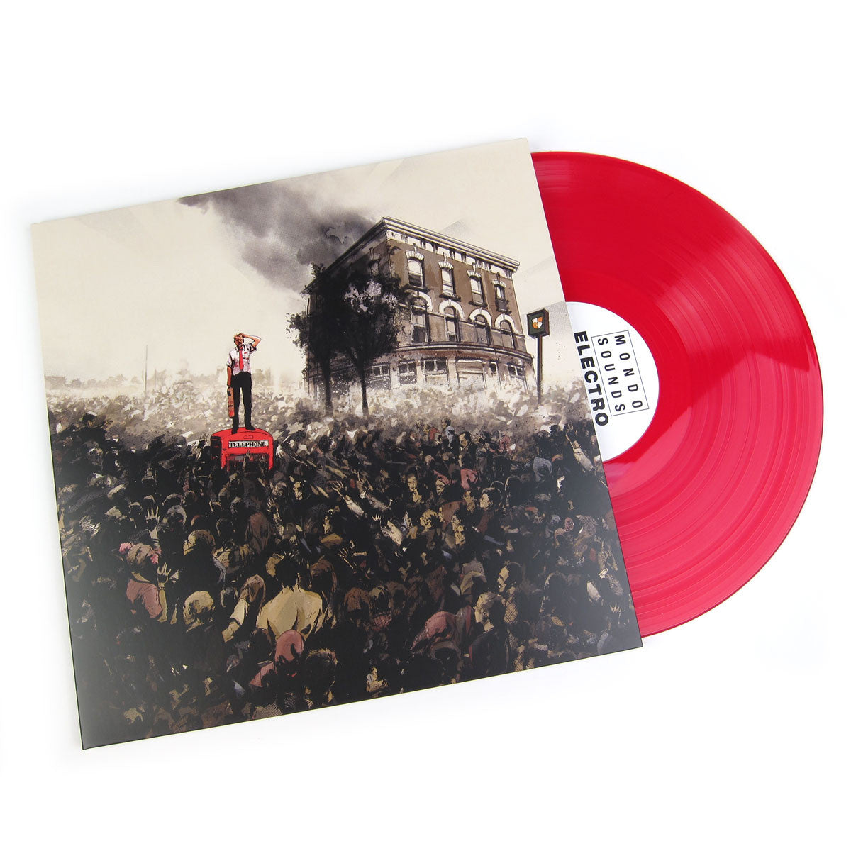 Daniel Mudford & Pete Woodhead: Shaun Of The Dead Score (180g, Colored Vinyl) Vinyl LP