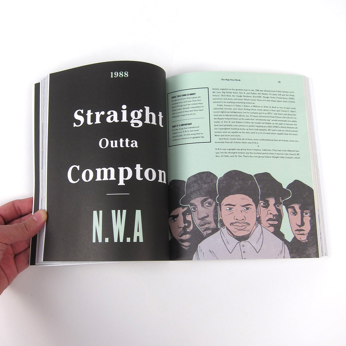 Shea Serrano: Rap Year Book: The Most Important Rap Song... Since 1979 Book