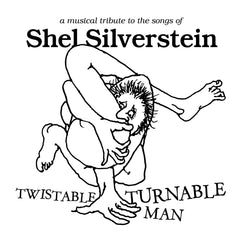 Shel Silverstein: A Musical Tribute To The Songs of Shel Silverstein White Vinyl 2LP (Record Store Day)