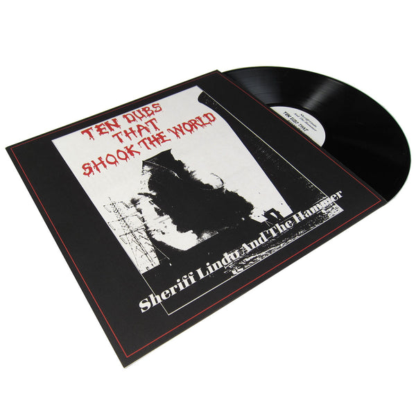 Sheriff Lindo and The Hammer: Ten Dubs That Shook The World LP