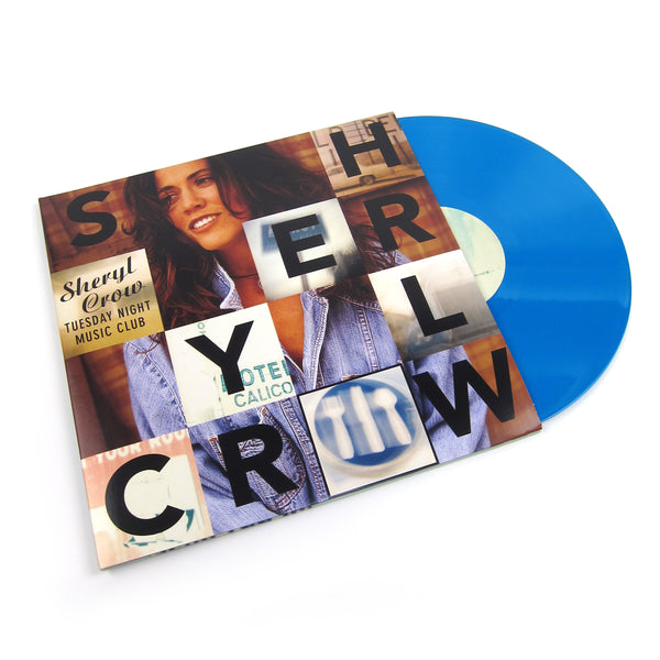 Sheryl Crow: Tuesday Night Music Club (Colored Vinyl) Vinyl 2LP (Record Store Day)