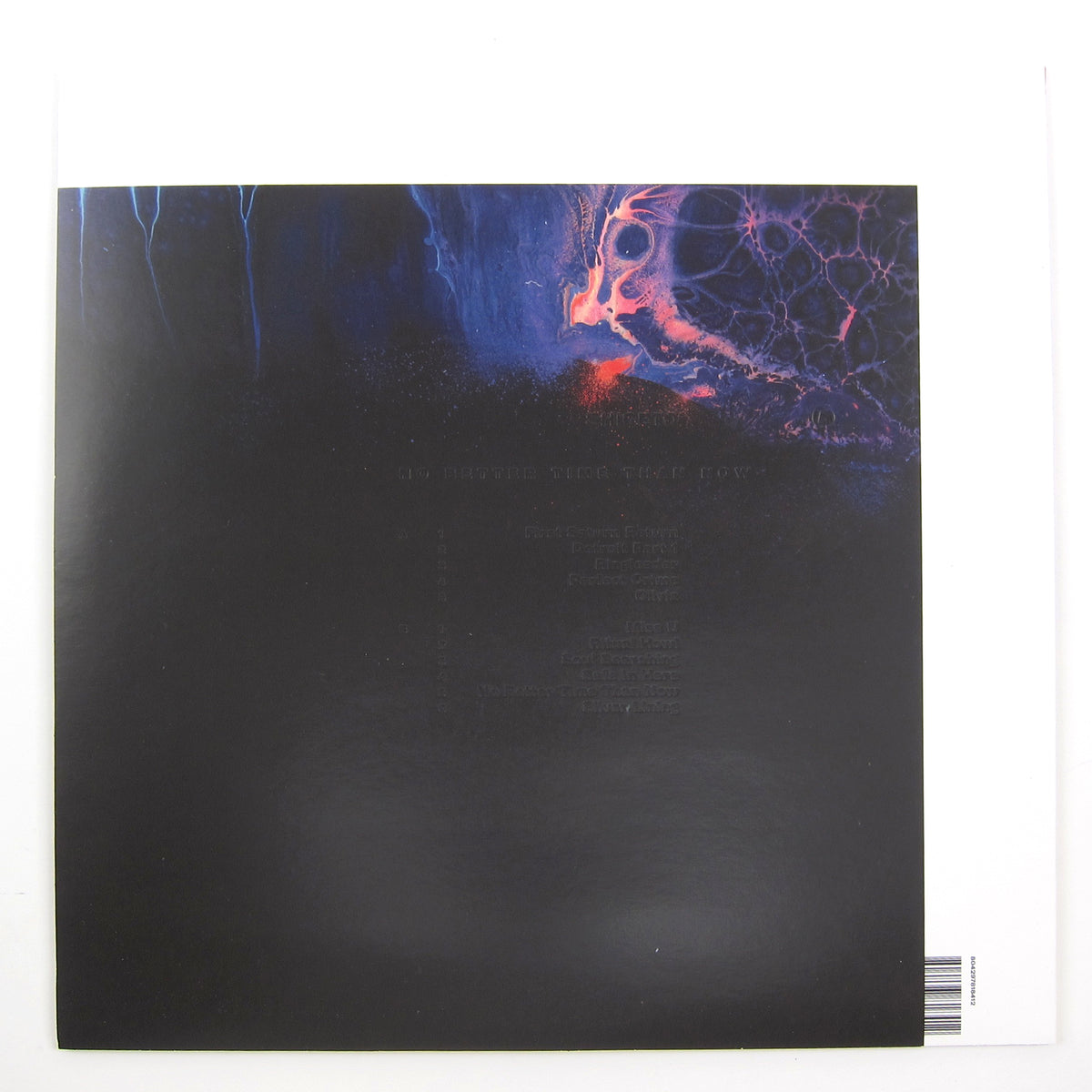 Shigeto: No Better Time Than Now Vinyl LP