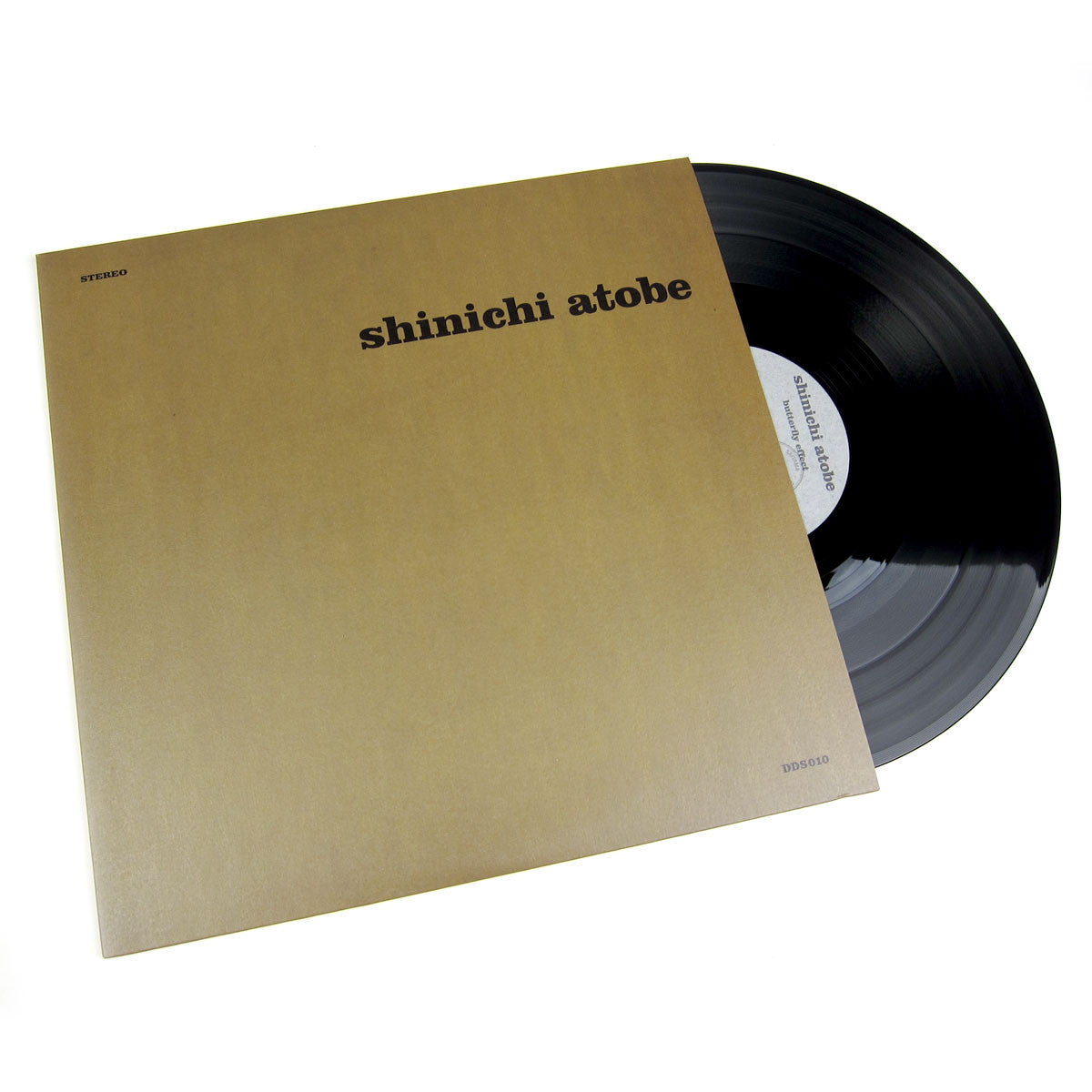 Shinichi Atobe: Butterfly Effect Vinyl 2LP