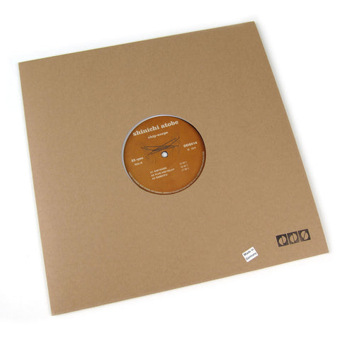 Shinichi Atobe: Ship-Scope Vinyl 12""