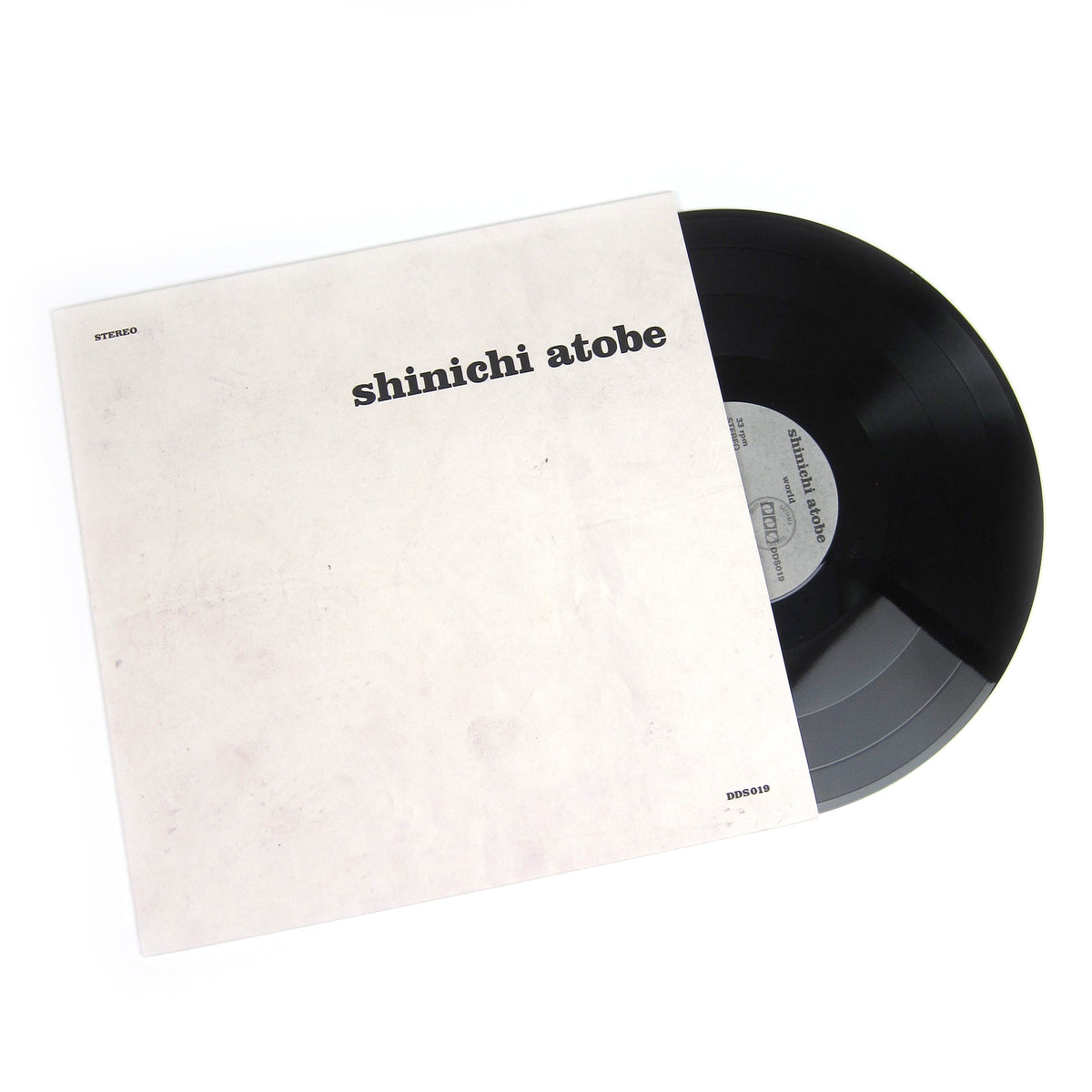 Shinichi Atobe: World Vinyl LP