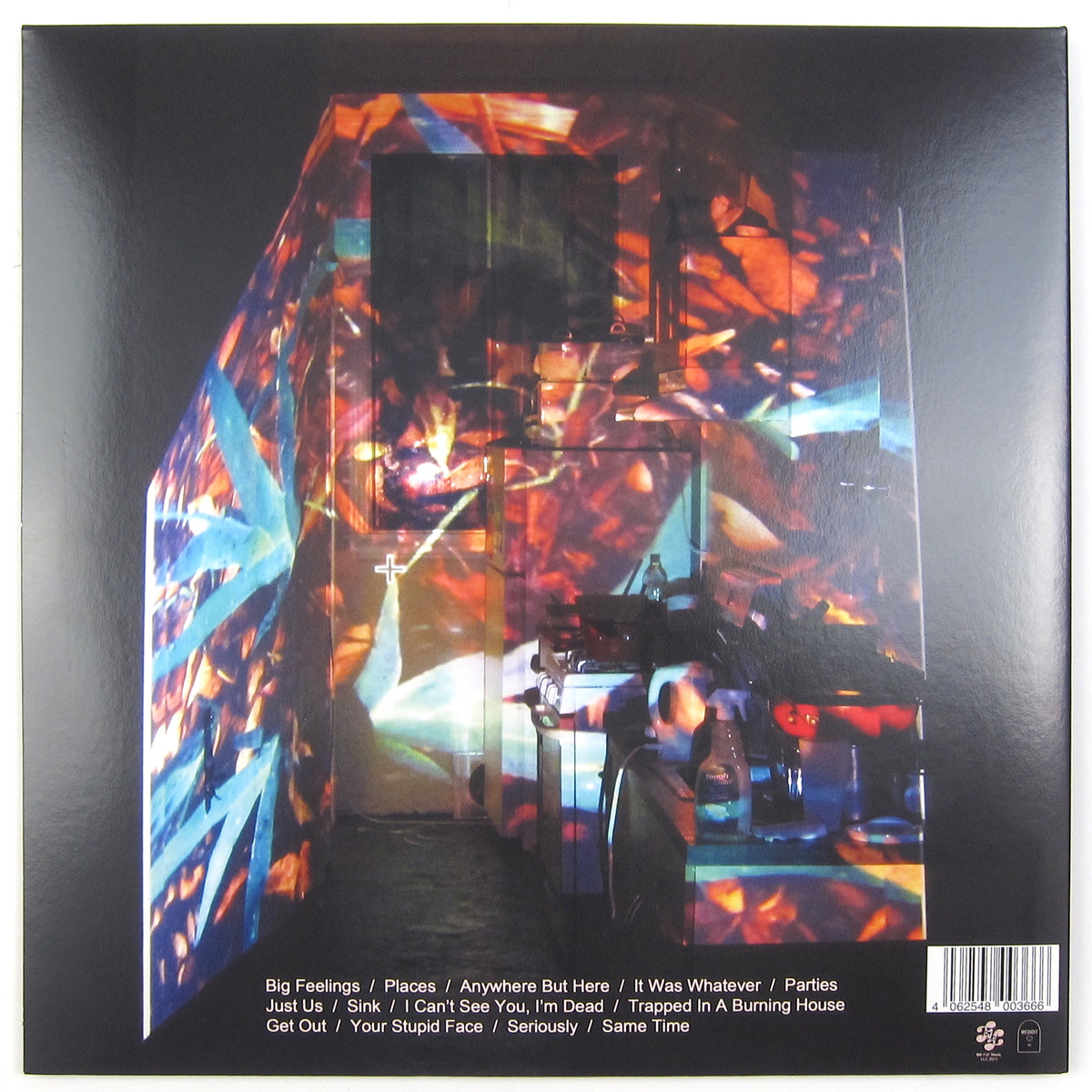 Shlohmo: Bad Vibes Vinyl 2LP
