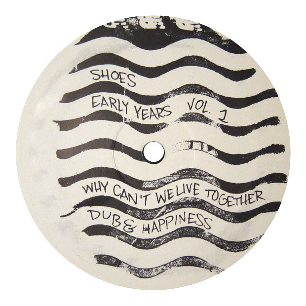 Shoes: Early Years Vol. 1 (Al Green, Timmy Thomas) 12""