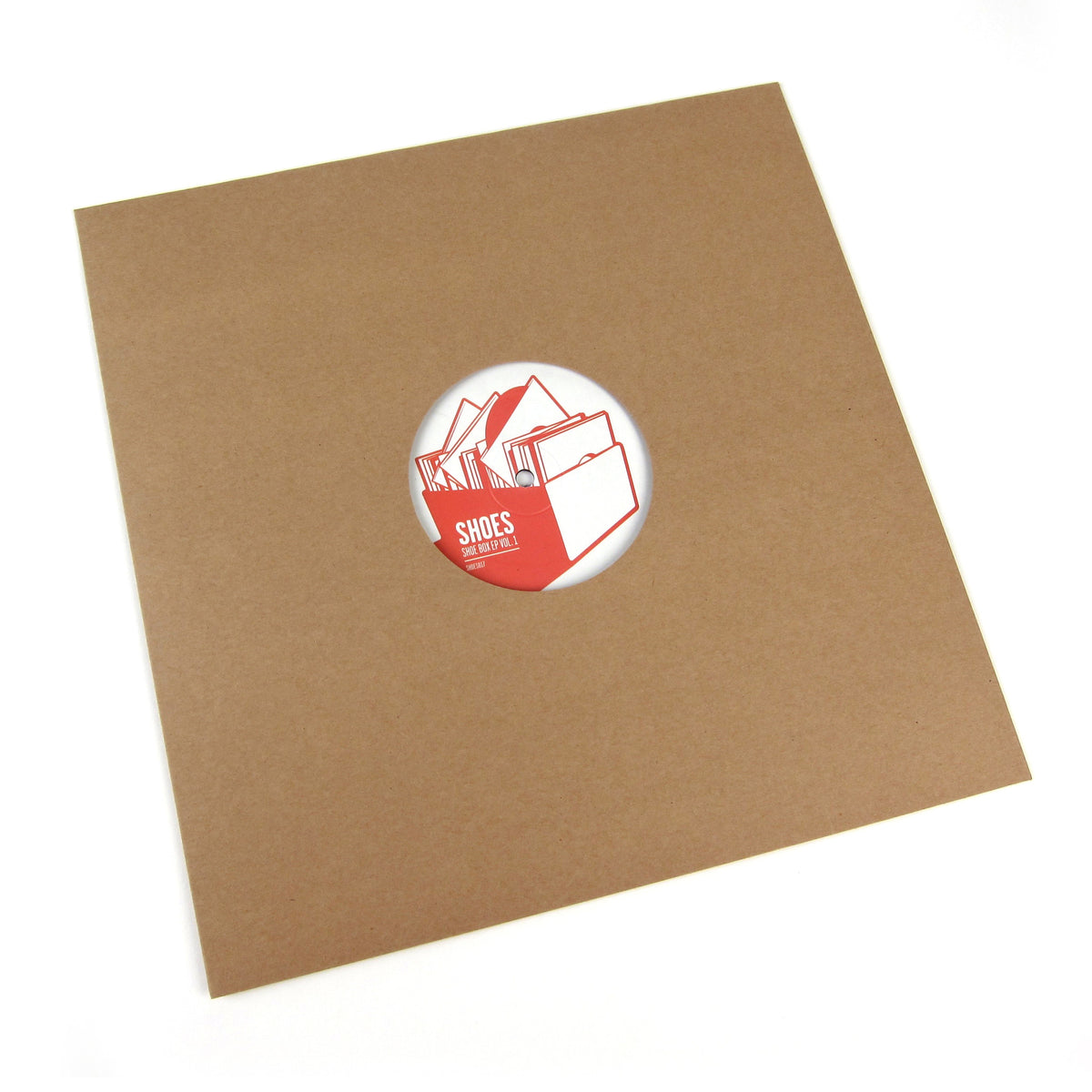 Shoes: Shoe Box EP Vol.1 (Kraftwerk, Jakki) Vinyl 12""