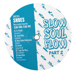 Shoes: Slow Soul Flow Part 2 (Erykah Badu, Donnie Hathaway) Vinyl 12""