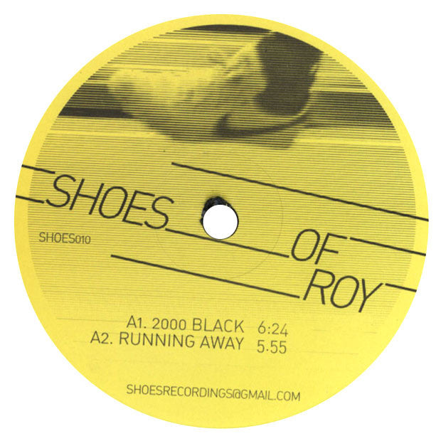 Roy Ayers: Shoes of Roy Ayers 12""