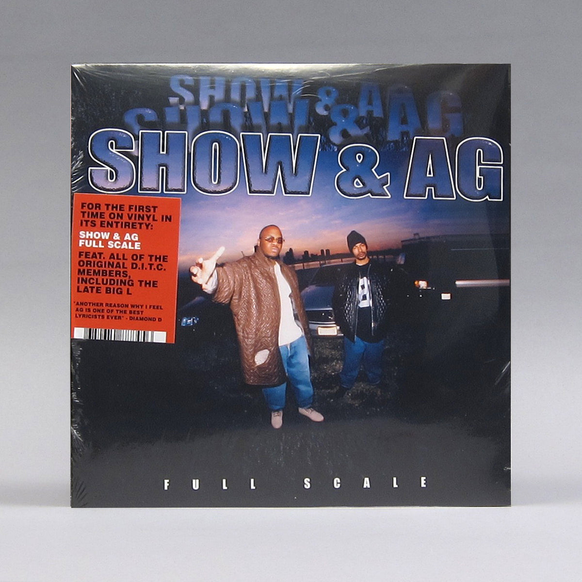 Showbiz & A.G.: Full Scale Vinyl 2LP (Record Store Day)