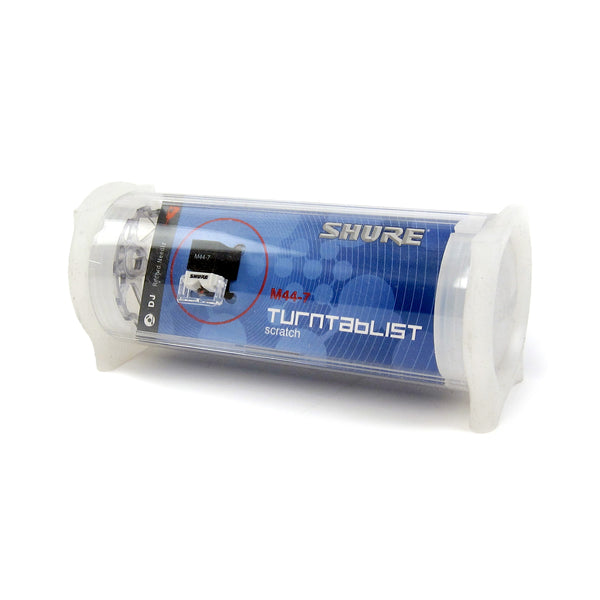Shure: M44-7 DJ Cartridge - Deadstock (M447) - LIMIT 2 PER CUSTOMER