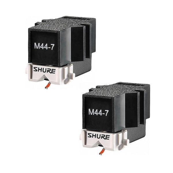 Shure: M447 Cartridge - Twin Pack