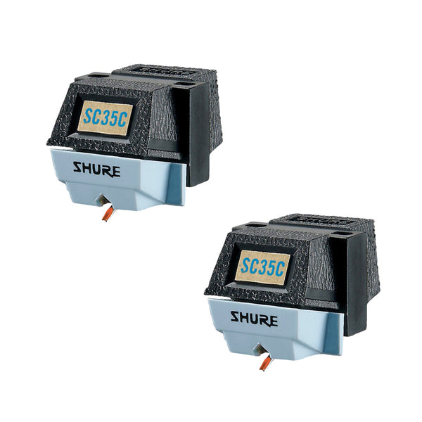 Shure: SC35C Cartridge - Twin Pack