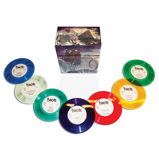Pharcyde: Bizarre Ride Singles Collection  Music Box (Record Store Day)