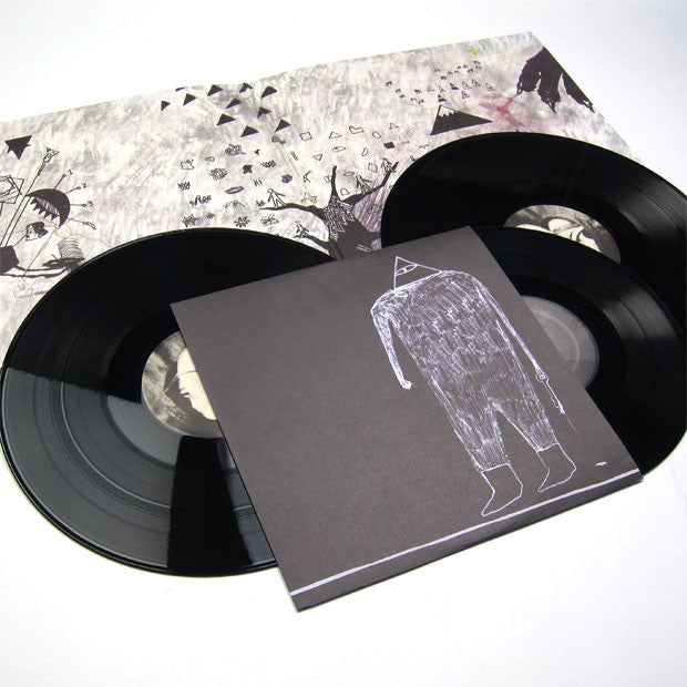 "Sigur Ros: Kveikur (Indie Exclusive Version, Free MP3) 2LP + 10"" 2"