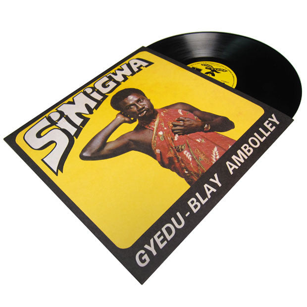 Gyedu - Blay : Simigwa LP