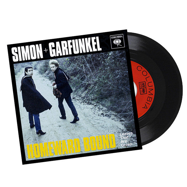 "Simon & Garfunkel: Homeward Bound / Leaves That Are Green Vinyl 7"" (Record Store Day)"