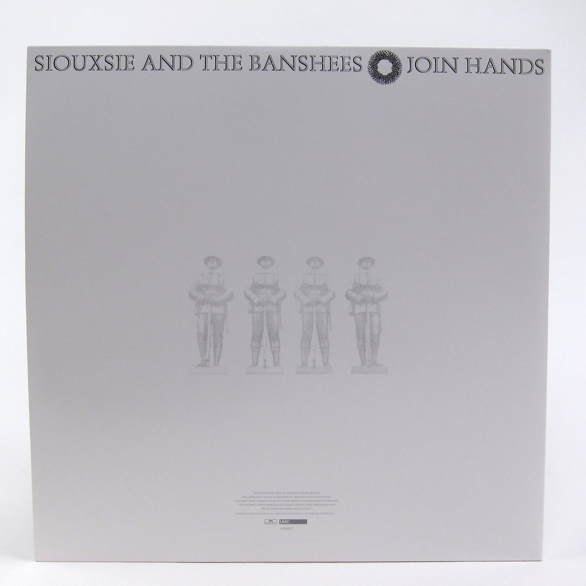 Siouxsie And The Banshees: Join Hands (180g) Vinyl LP