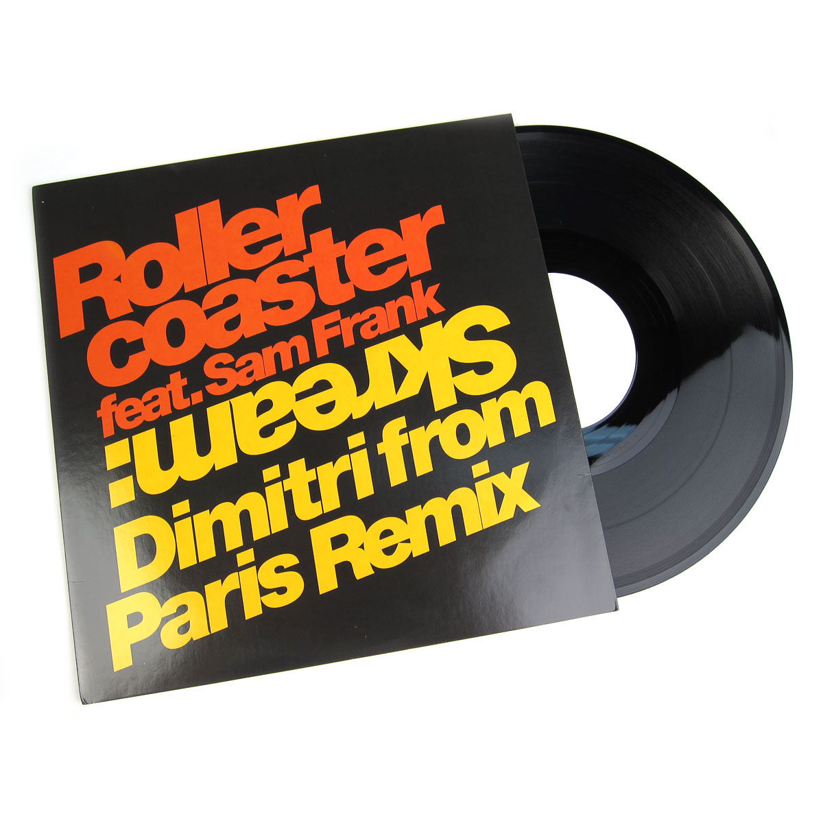 Skream: Rollercoaster (Dimitri From Paris Remix) Vinyl 12""