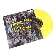 "Skrillex & Diplo: Where Are Ü Now (Justin Bieber, Colored Vinyl) Vinyl 12"" (Record Store Day)"
