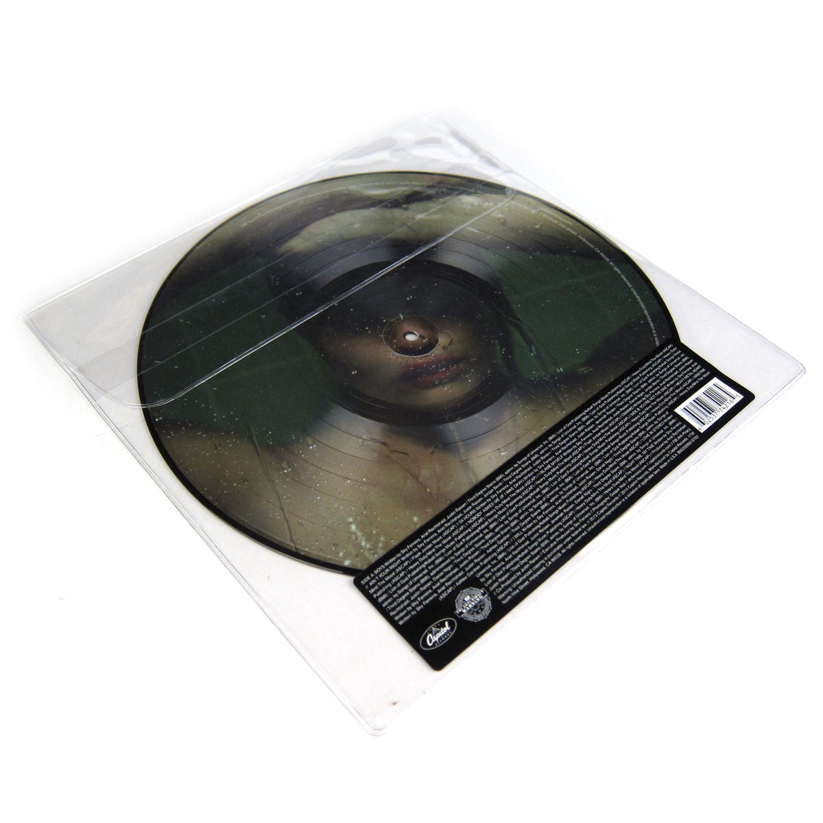 Sky Ferreira: Night Time, My Time Picture Disc Vinyl LP (Record Store Day 2014) detail