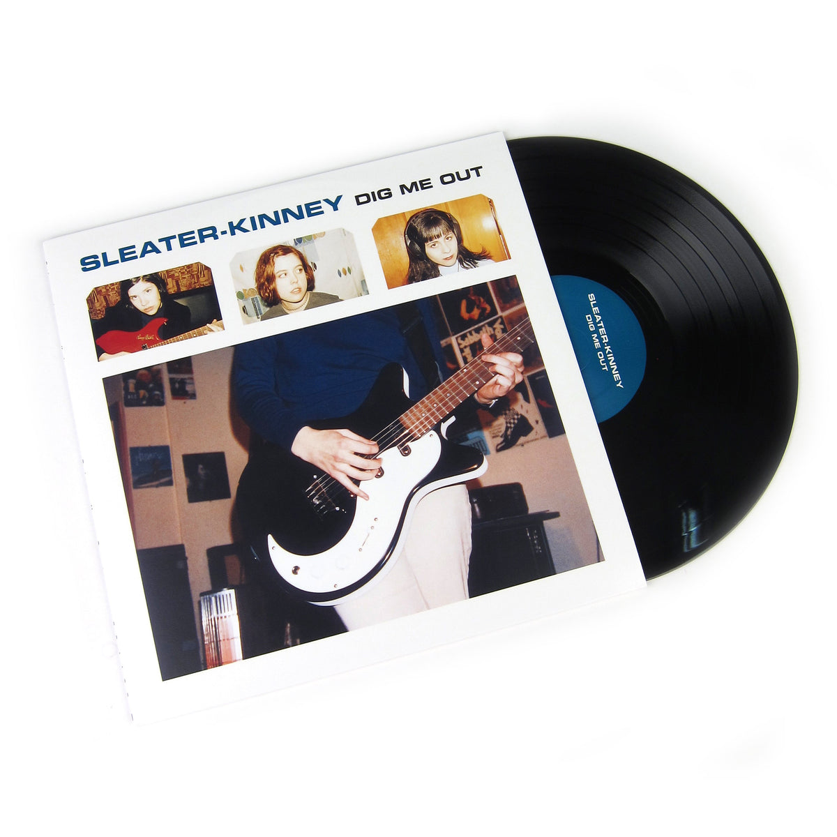 Sleater-Kinney: Dig Me Out Vinyl LP