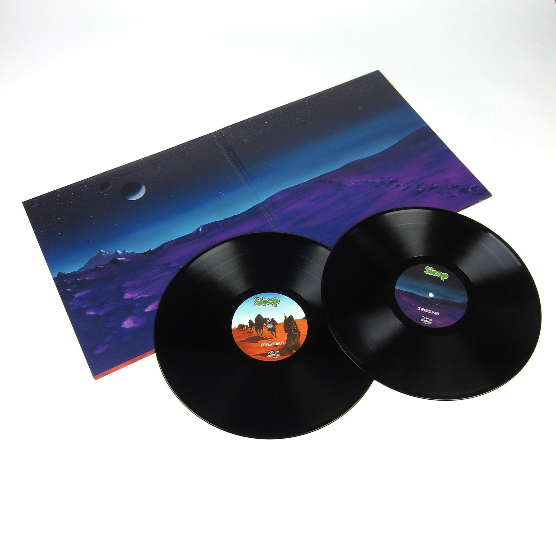Sleep Dopesmoker Vinyl 2LP