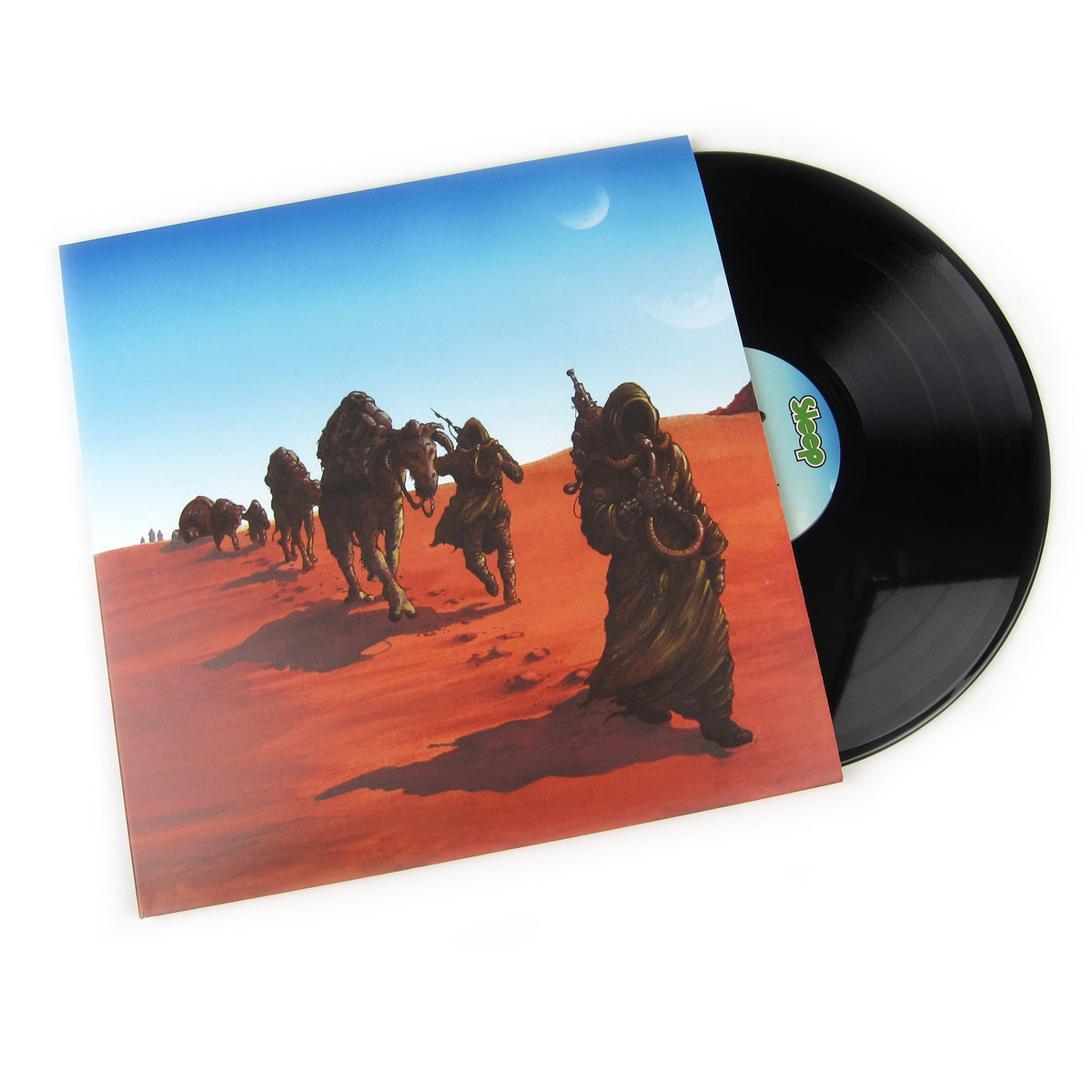 Sleep: Dopesmoker Vinyl 2LP