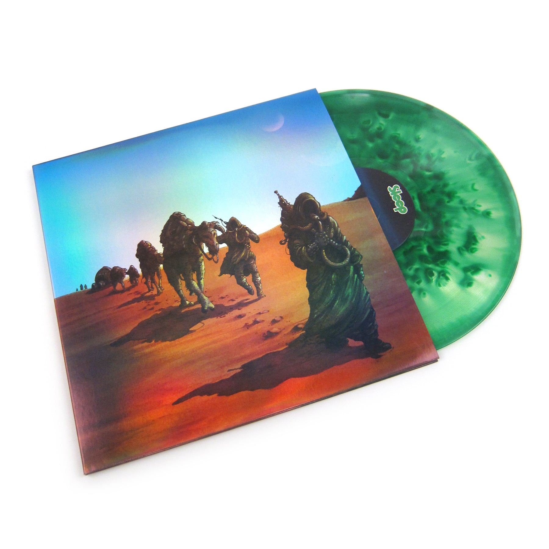 Sleep: Dopesmoker (Indie Exclusive Colored Vinyl) Vinyl LP