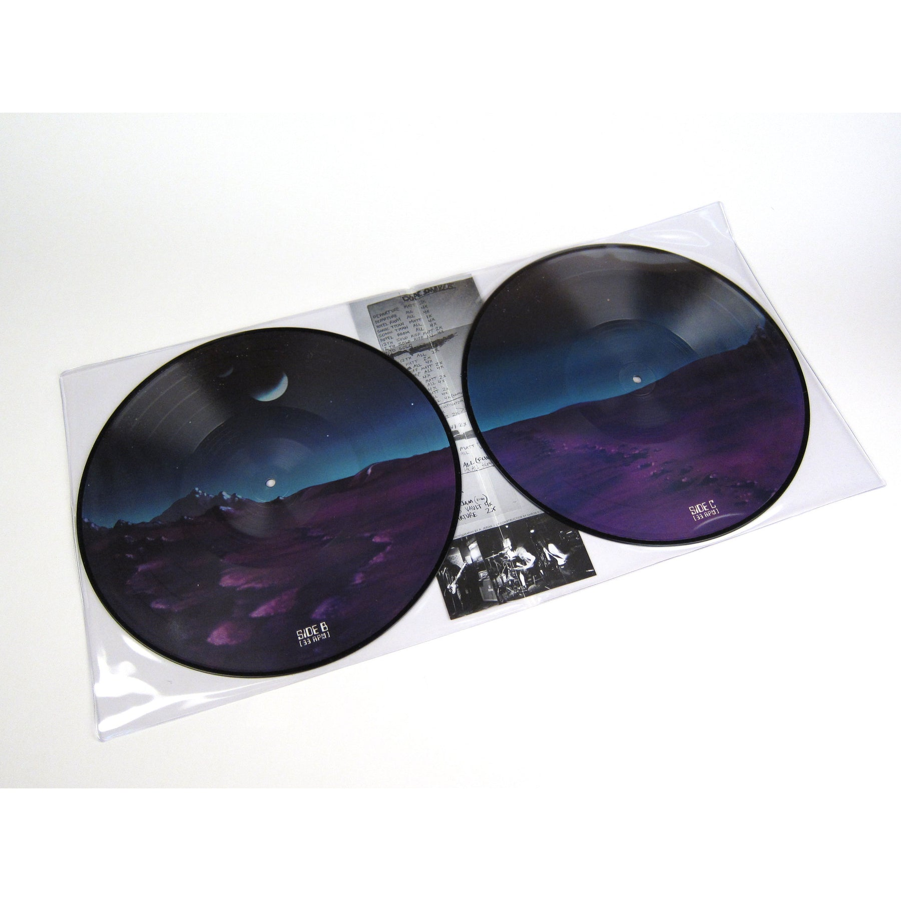 Sleep Dopesmoker (180g, Pic Disc) Vinyl 2LP