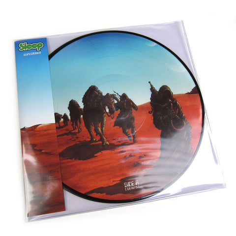 Sleep: Dopesmoker (180g, Pic Disc) Vinyl 2LP
