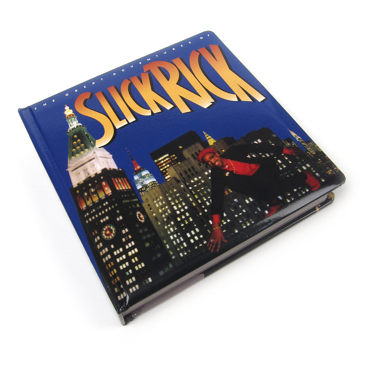 Slick Rick The Great Adventures Of Slick Rick Cd Children
