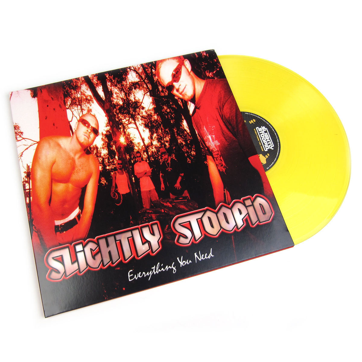 Slightly Stoopid: Everything You Need (Colored Vinyl) Vinyl LP