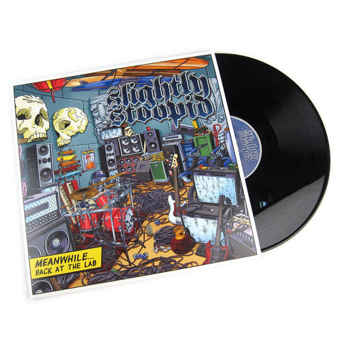 Slightly Stoopid: Meanwhile... Back At The Lab Vinyl LP