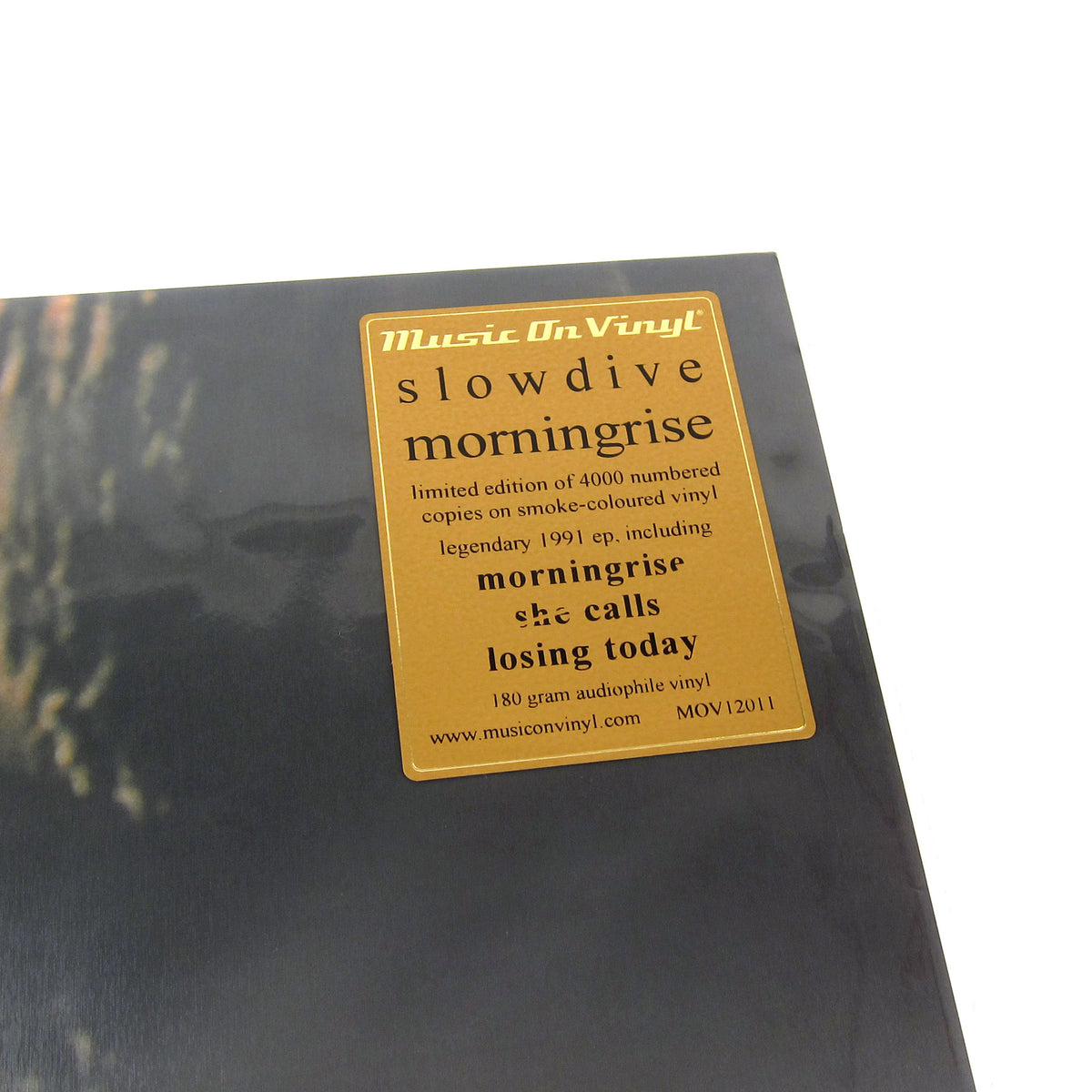 Slowdive: Morningrise (Music On Vinyl 180g, Colored Vinyl)