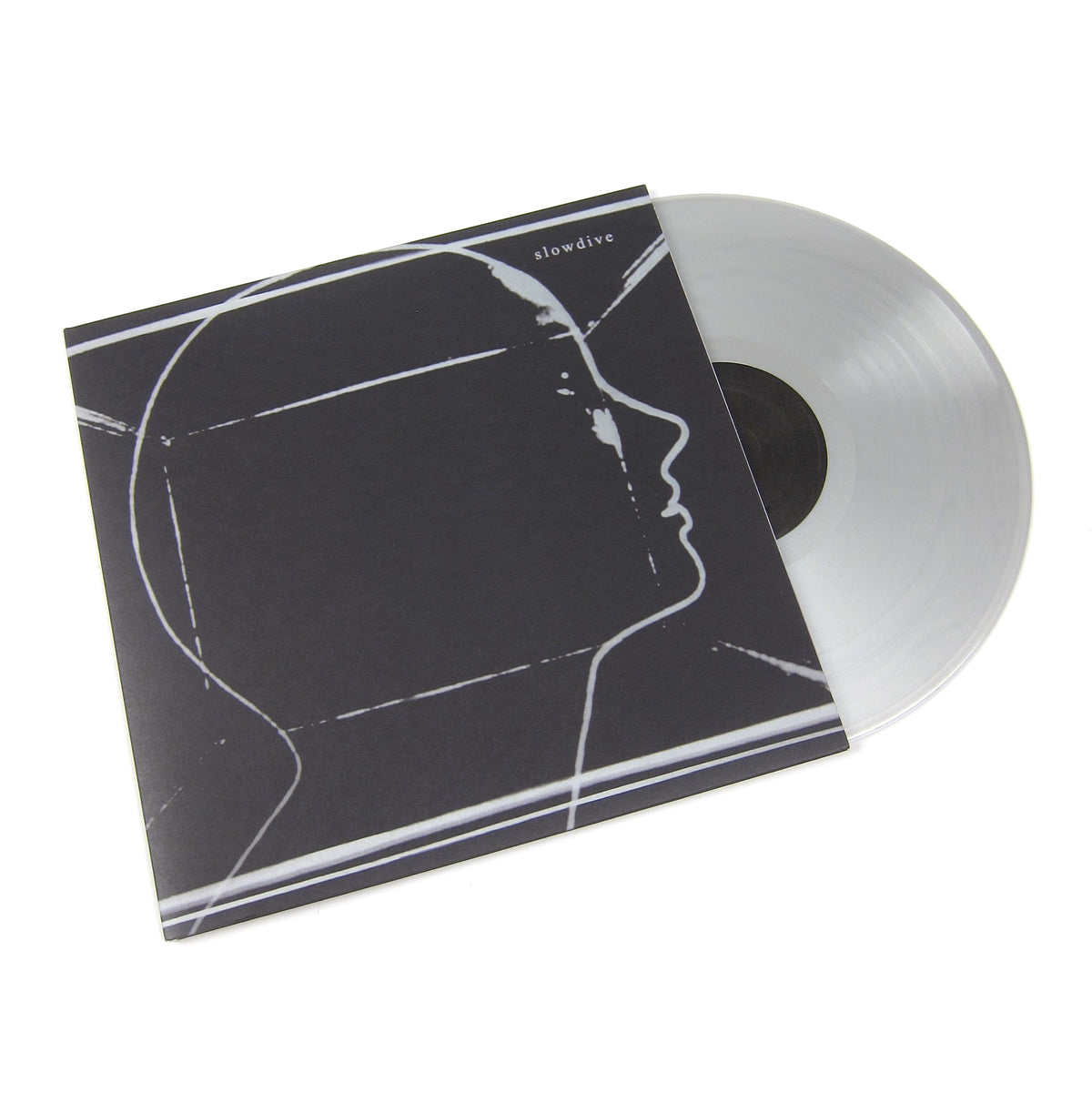 Slowdive: Slowdive (Colored Vinyl) Vinyl LP