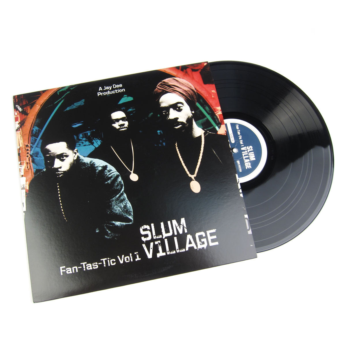 Slum Village: Fan-Tas-Tic Vol.1 Vinyl 2LP
