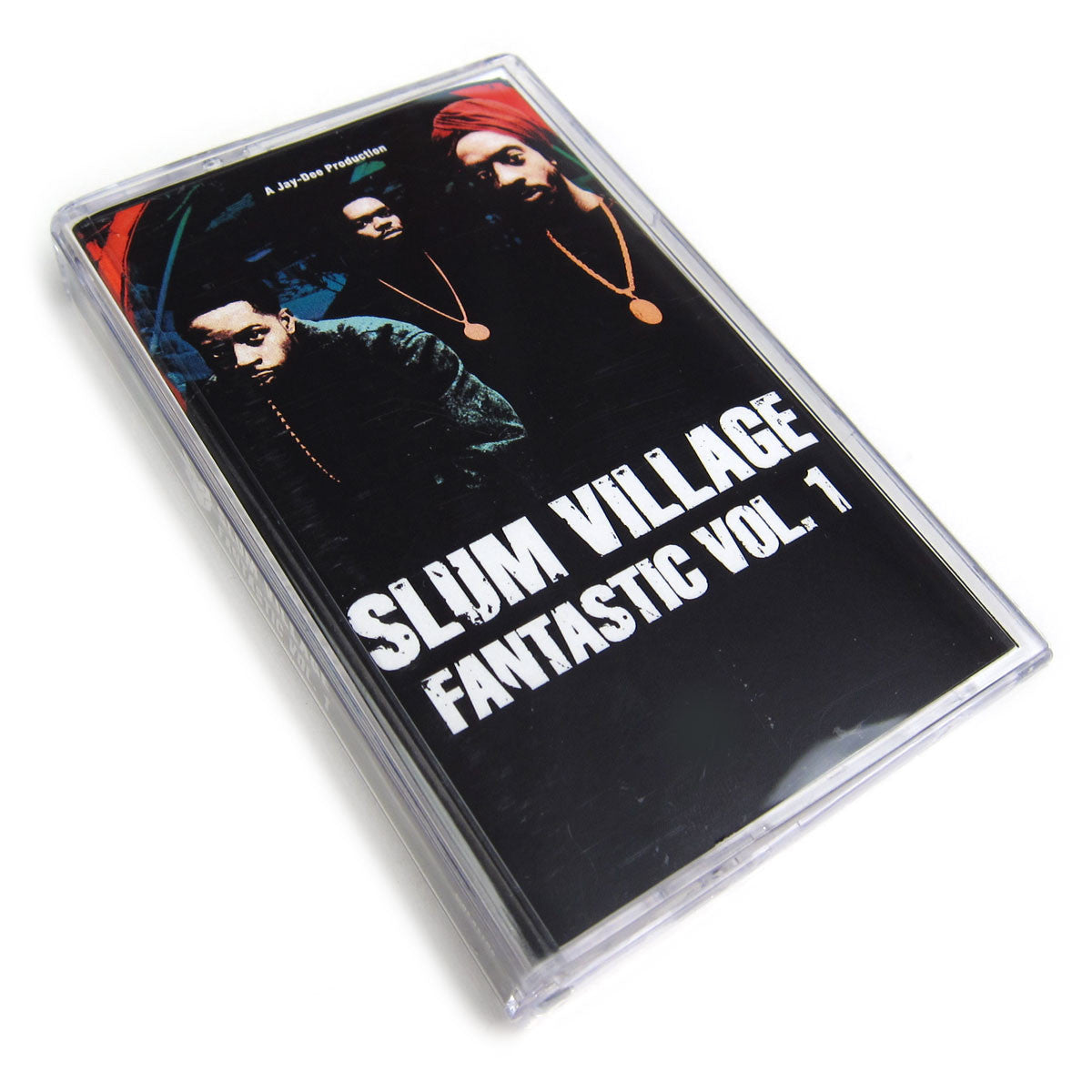 Slum Village: Fantastic Vol.1 Cassette