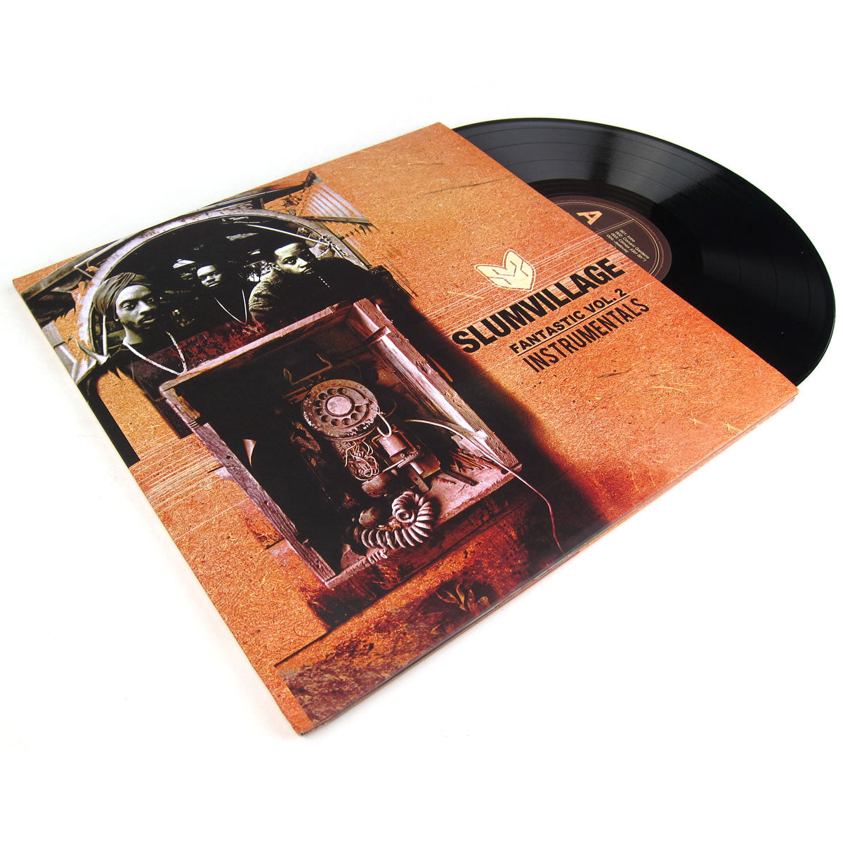 Slum Village: Fantastic Vol.2 Instrumentals 3LP