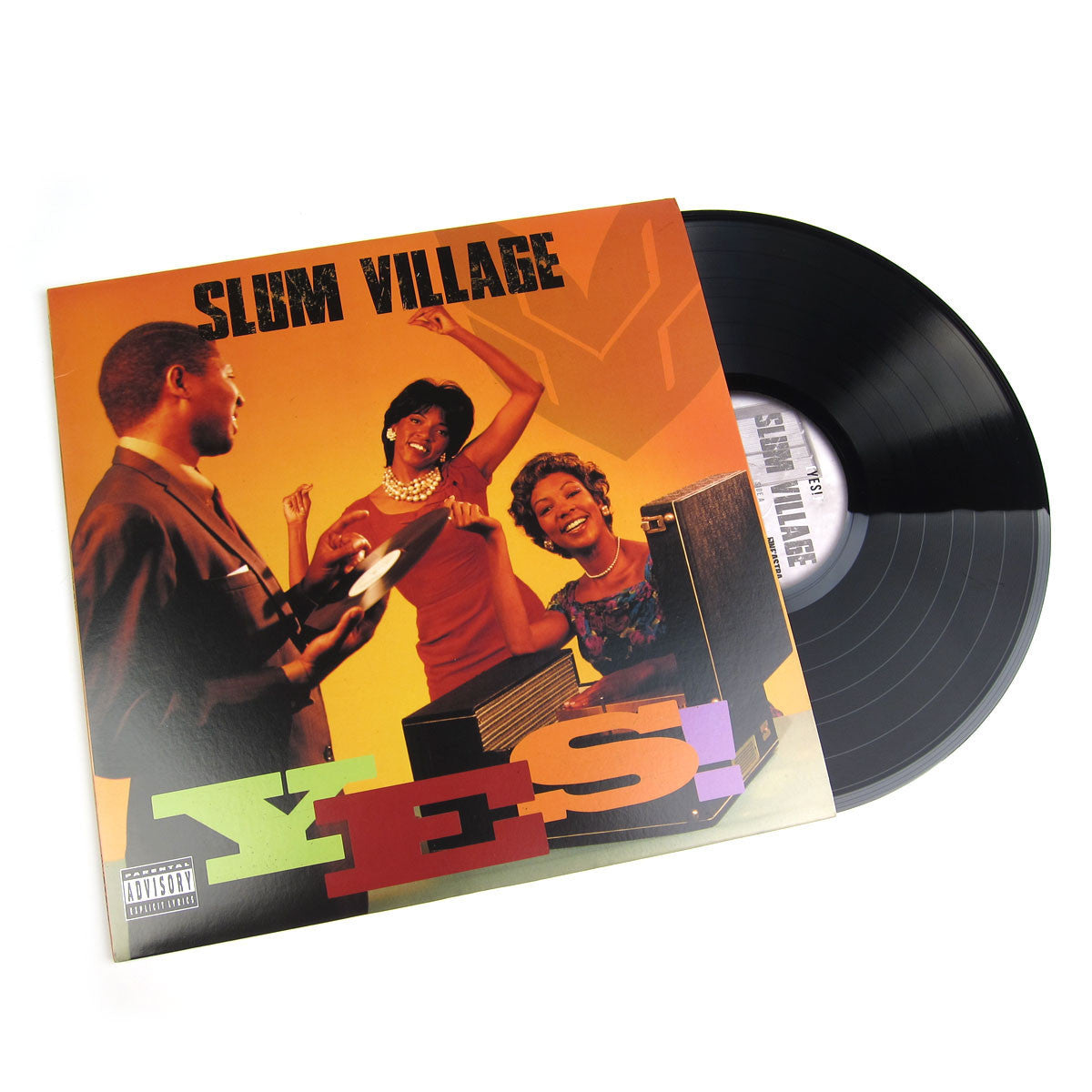 Slum Village: Yes Vinyl LP