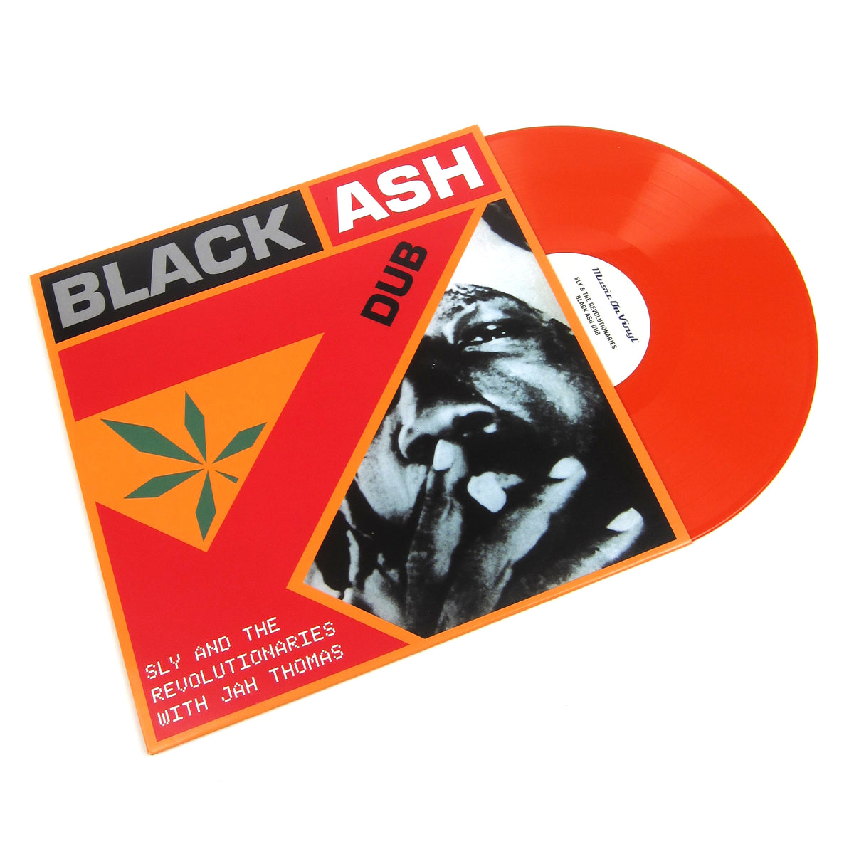 Sly & The Revolutionaries With Jah Thomas: Black Ash Dub (Music On Vinyl 180g, Colored Vinyl) Vinyl LP