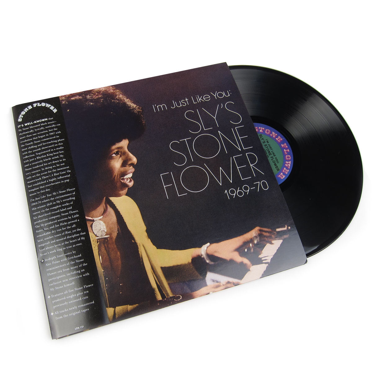 Sly Stone: I'm Just Like You - Sly's Stone Flower 1969-70 Vinyl 2LP
