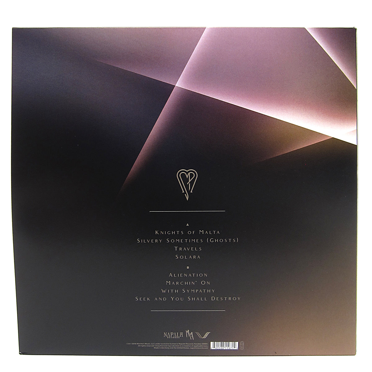 Smashing Pumpkins: Shiny and Oh So Bright, Vol.1 / No Past. No Future. No Sun. (Indie Exclusive) Vinyl LP