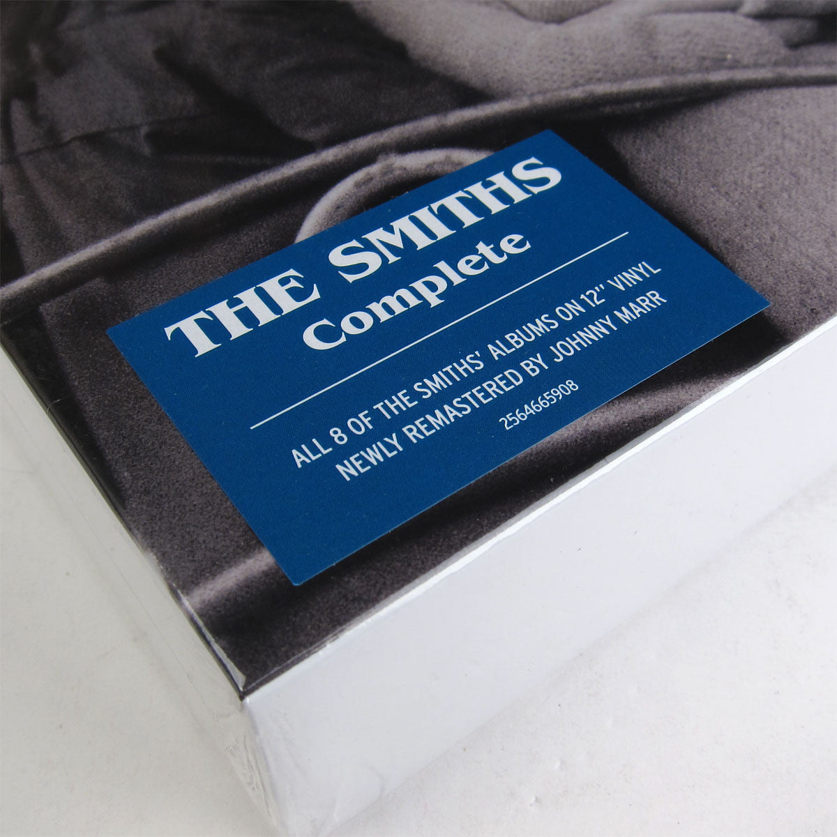 The Smiths: Complete - 180g 11LP Vinyl Box Set sticker