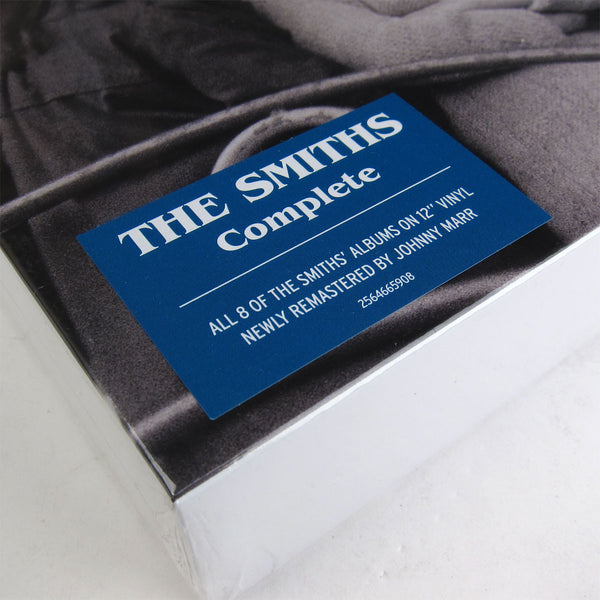 The Smiths Complete 180g 11lp Vinyl Box Set