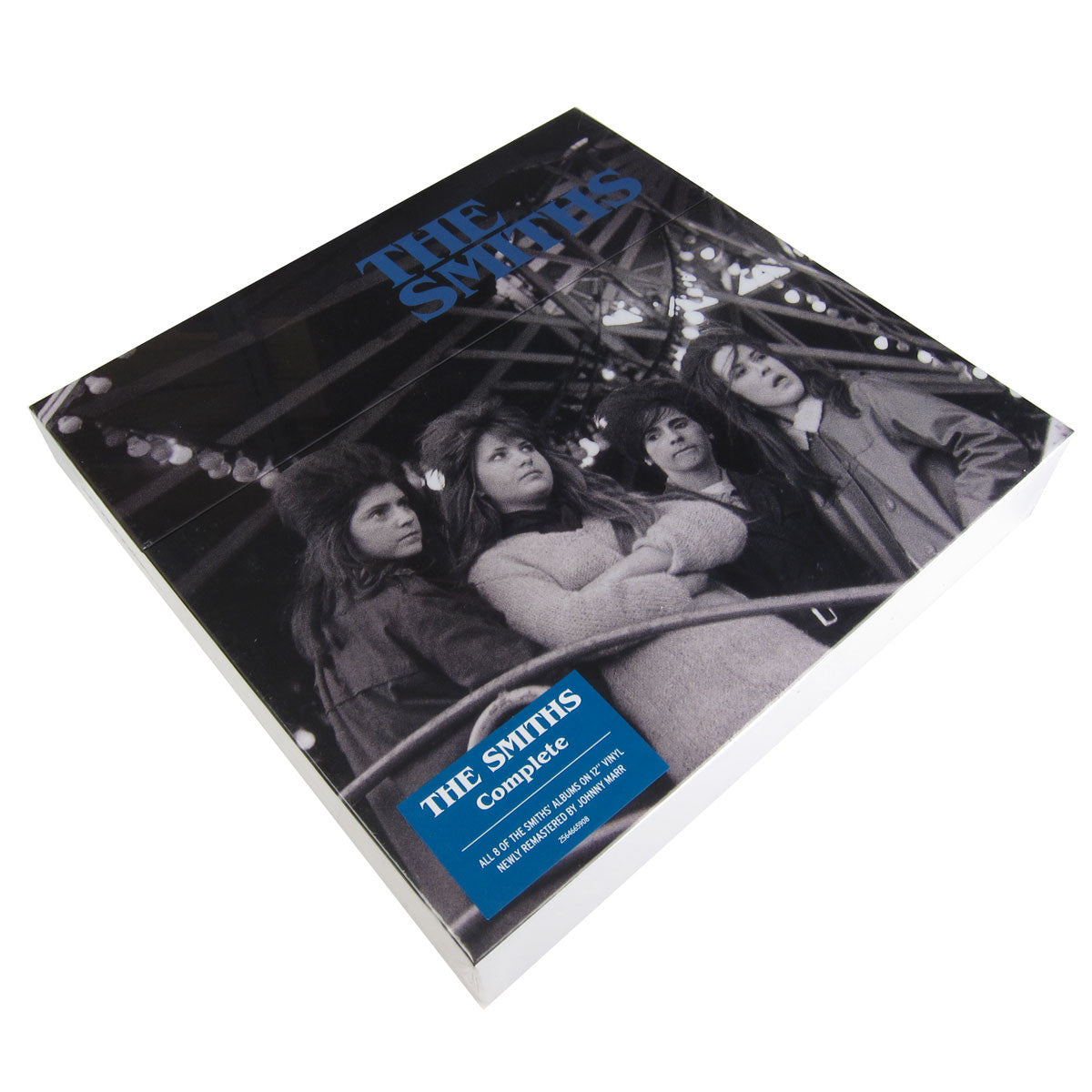 The Smiths: Complete - 180g 11LP Vinyl Box Set angle